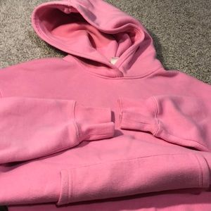 H&M bubble gum pink hoodie
